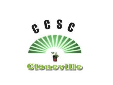 Logo Template - cloneville  ccsc 2